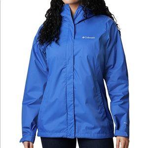 New Columbia Women's Arcadia II Rain Jacket 🧥